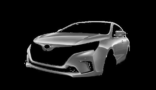 Цвета кузова Qin EV300